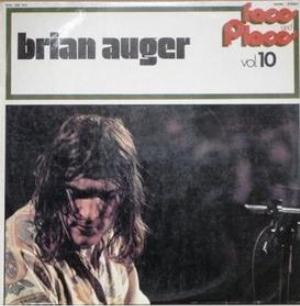 Brian Auger Faces And Places Vol. 10 album cover