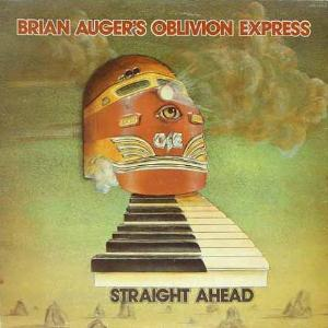 Brian Auger - Straight Ahead (as Oblivion Express) CD (album) cover