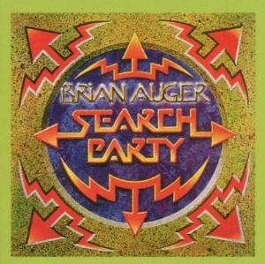 Brian Auger - Search Party CD (album) cover