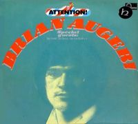 Brian Auger - Attention CD (album) cover