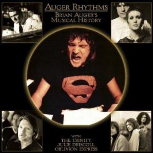 Brian Auger Auger Rhythms: Brian Auger's Musical History album cover