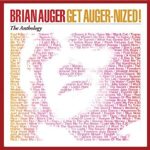Brian Auger Get Auger-nized!: The Anthology album cover