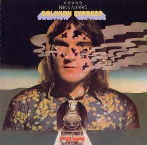 Brian Auger's Oblivion Express by AUGER, BRIAN album cover