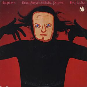 Brian Auger - Happiness Heartaches (as Oblivion Express) CD (album) cover