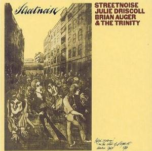Brian Auger - Streetnoise CD (album) cover