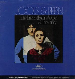Brian Auger Jools And Brian album cover
