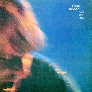 Brian Auger Here And Now album cover