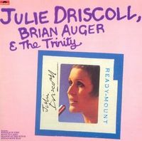 Brian Auger Julie Driscoll, Brian Auger & The Trinity  album cover