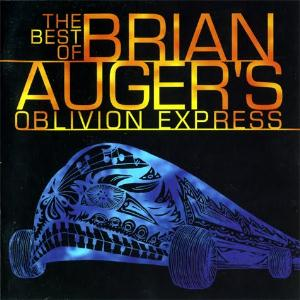 Brian Auger The Best of Brian Auger's Oblivion Express album cover