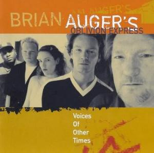 Brian Auger Voices From Other Times (as Oblivion Express) album cover