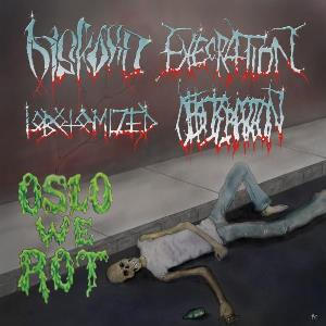Oslo We Rot by DISKORD album cover