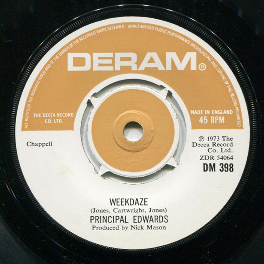 Weekdaze (as Principal Edwards) by PRINCIPAL EDWARDS MAGIC THEATRE album cover