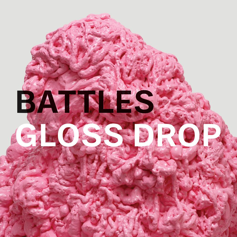 Gloss Drop by BATTLES album cover