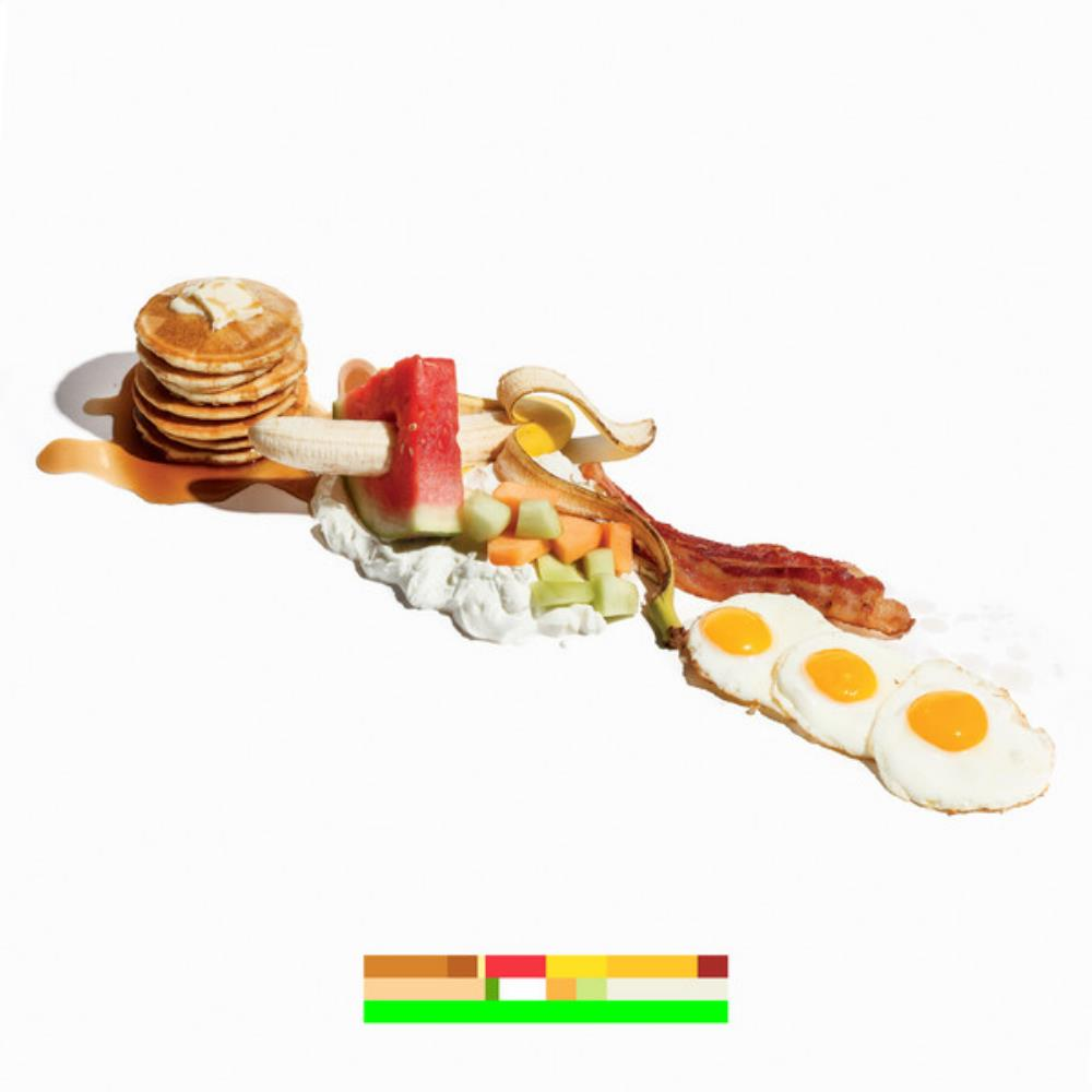 La Di Da Di by BATTLES album cover