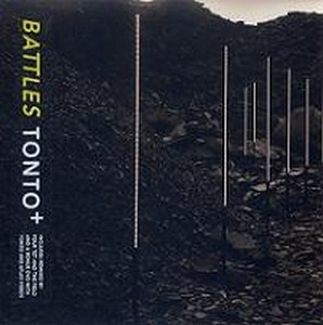 Battles Tonto+ album cover
