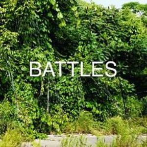 B EP by BATTLES album cover