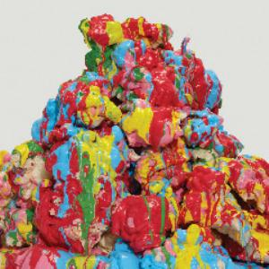 Battles Dross Glop album cover