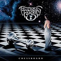 Tempus Fugit - Chessboard CD (album) cover