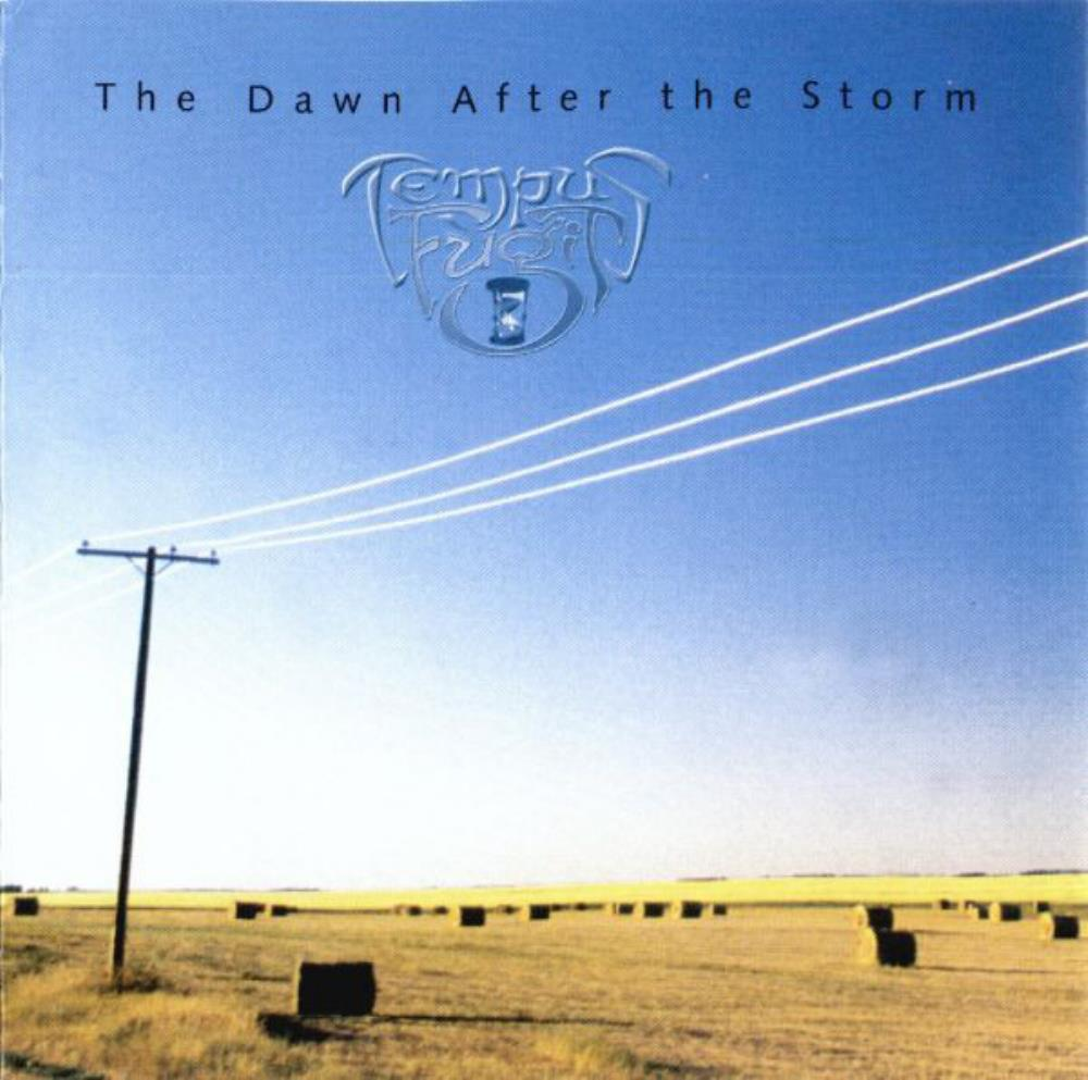Tempus Fugit The Dawn After The Storm album cover