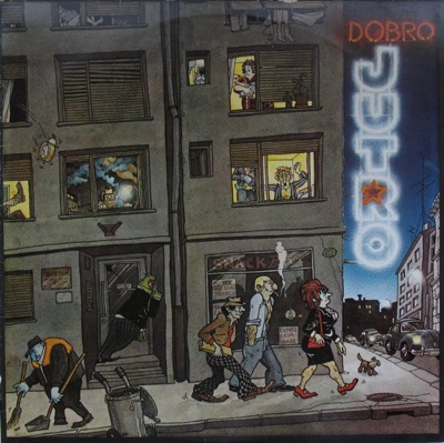 Dobro Jutro by JUTRO album cover