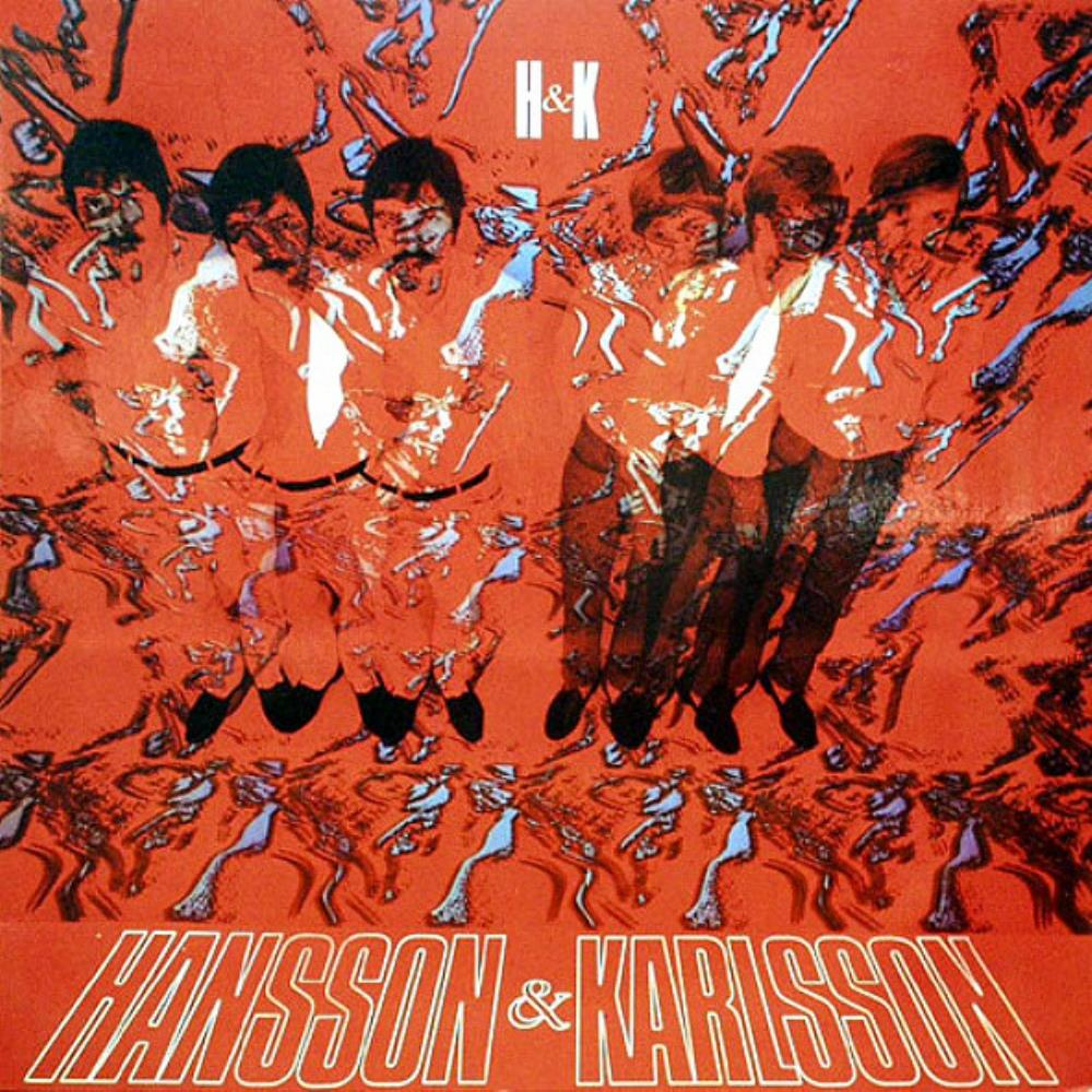 Monument by HANSSON & KARLSSON album cover