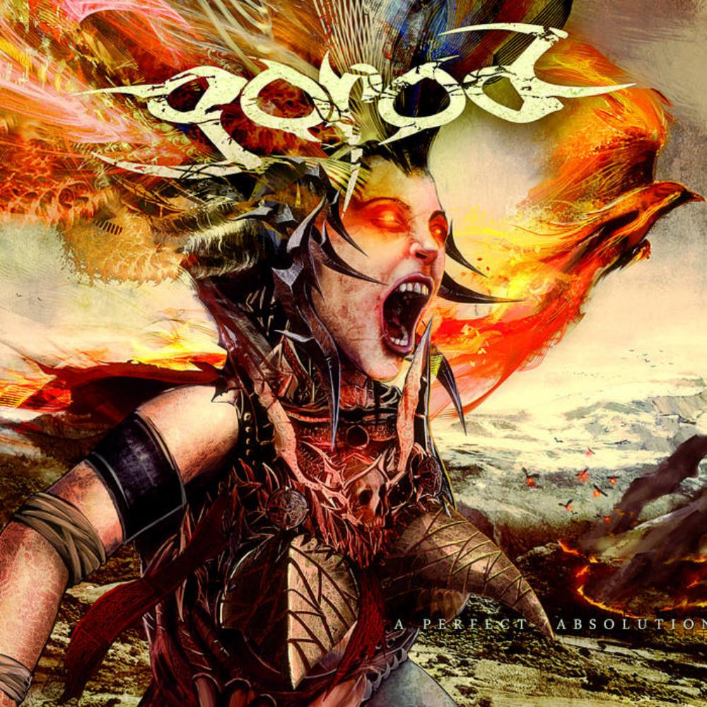 A Perfect Absolution by GOROD album cover