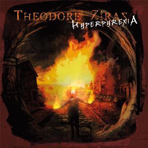 Hyperpyrexia by ZIRAS, THEODORE album cover