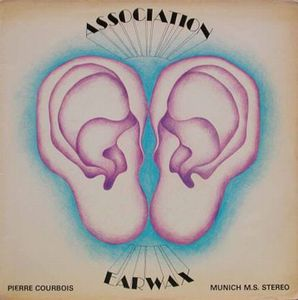 Association P.C. Earwax album cover