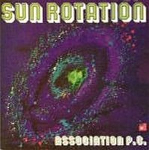 Association P.C. - Sun Rotation CD (album) cover