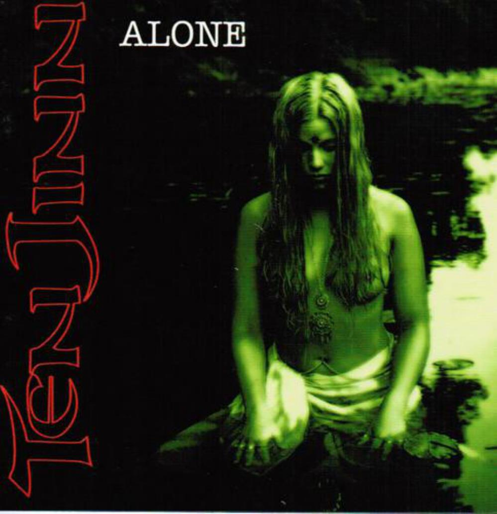 Ten Jinn - Alone CD (album) cover