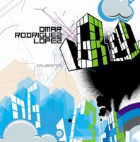 Omar Rodriguez-Lopez - Calibration (Is Pushing Luck and Key Too Far) CD (album) cover