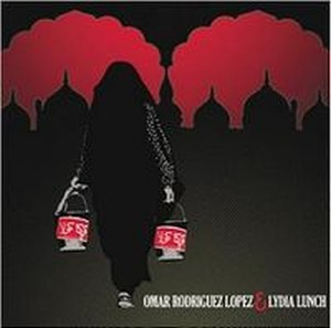 Omar Rodriguez-Lopez & Lydia Lunch by RODRIGUEZ-LOPEZ, OMAR album cover