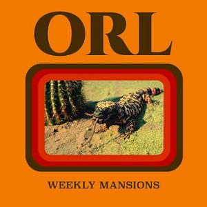 Omar Rodriguez-Lopez Weekly Mansions album cover