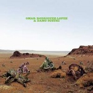 Omar Rodriguez-Lopez - Omar Rodriguez-Lopez & Damo Suzuki - Please Heat This Eventually CD (album) cover