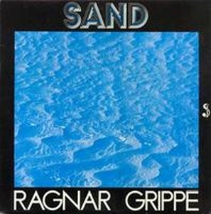 Ragnar Grippe - Sand CD (album) cover