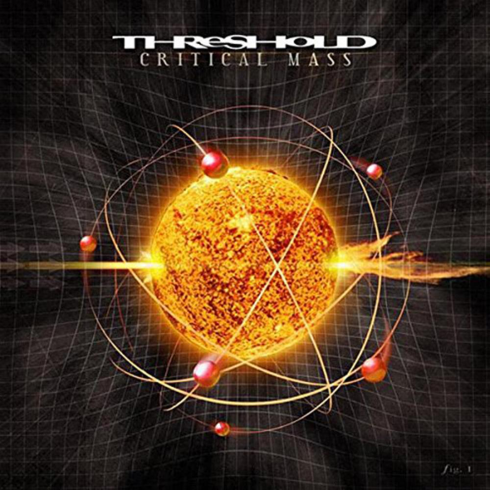 Threshold - Critical Mass CD (album) cover