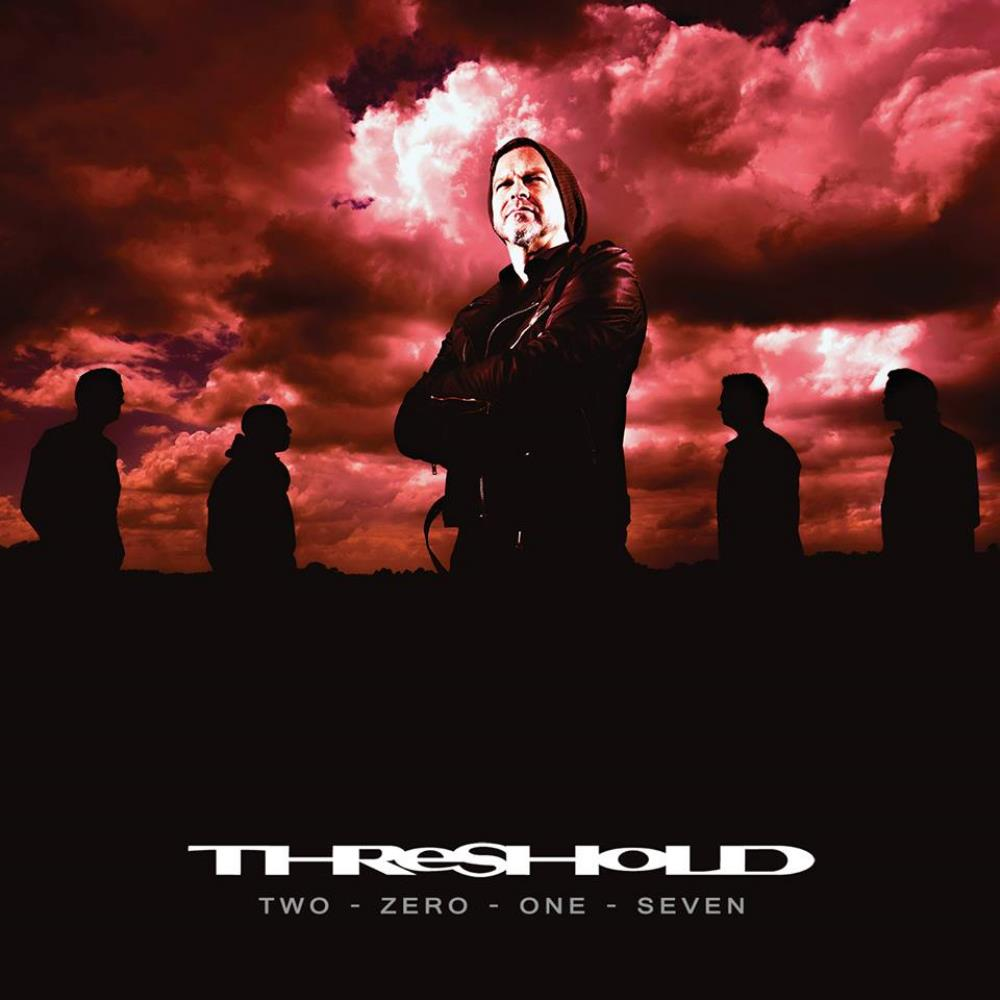 TWO - ZERO - ONE - SEVEN by Threshold album rcover