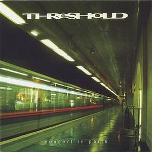 Threshold Concert In Paris album cover