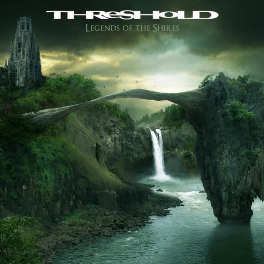 Threshold - Legends of the Shires CD (album) cover