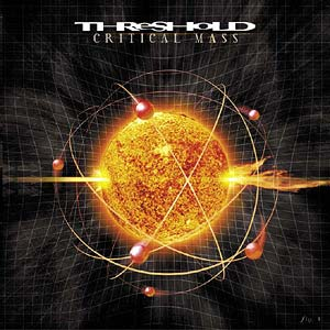 Critical Mass  by THRESHOLD album cover