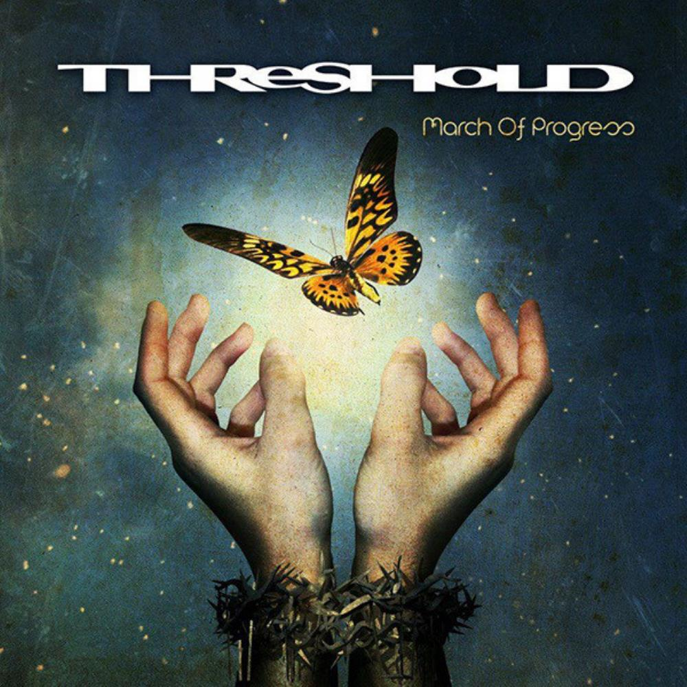 Threshold March Of Progress album cover