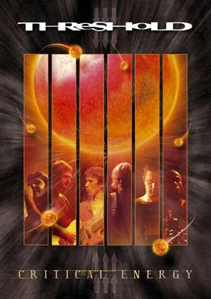 Threshold - Critical Energy (DVD) CD (album) cover