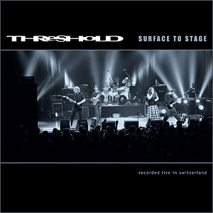 Threshold Surface To Stage album cover