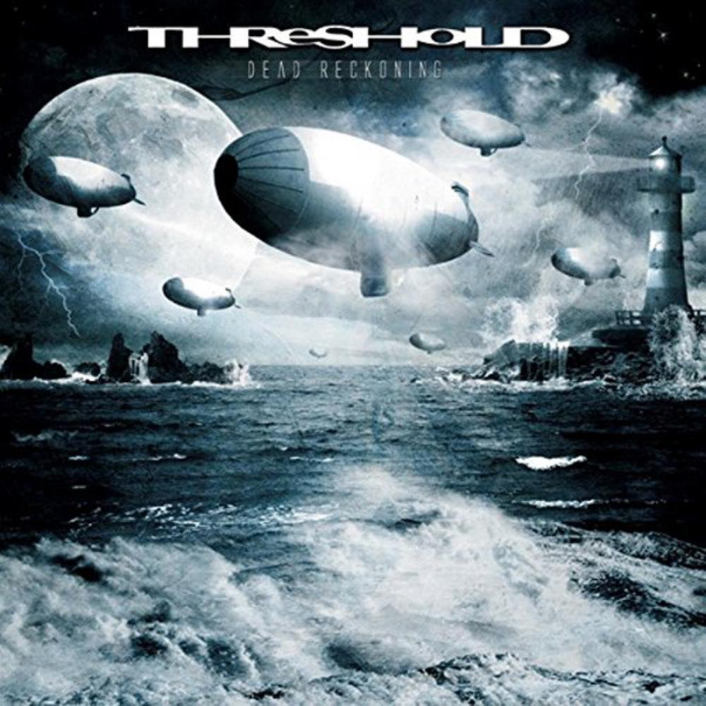 Threshold - Dead Reckoning CD (album) cover