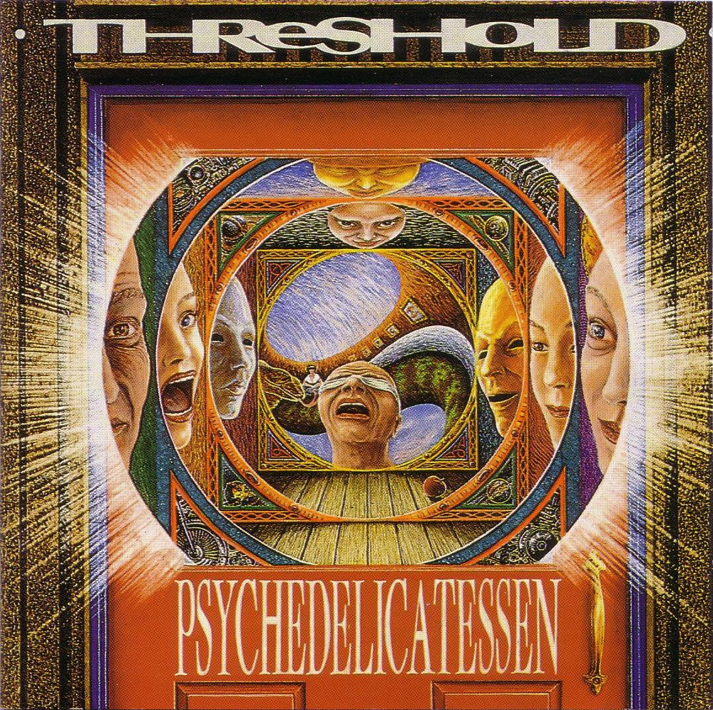 Psychedelicatessen by THRESHOLD album cover