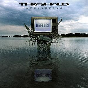 Threshold - Subsurface  CD (album) cover