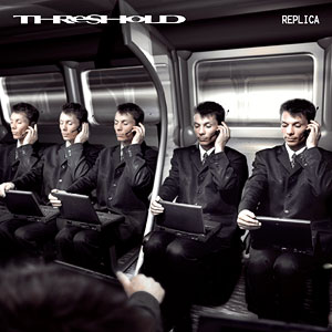 Threshold - Replica CD (album) cover