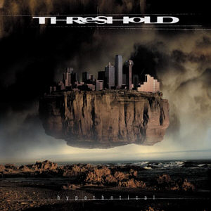 Threshold - Hypothetical CD (album) cover