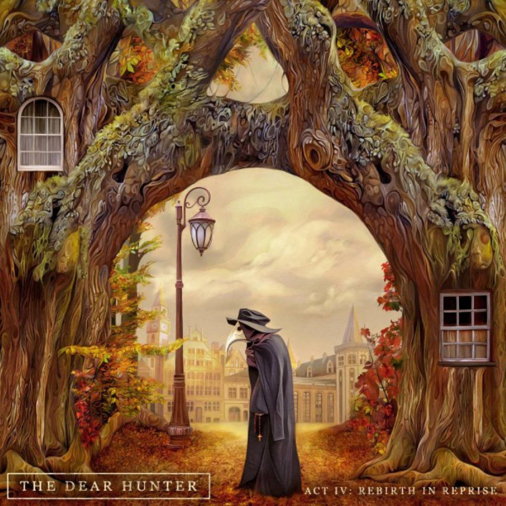 The Dear Hunter - Act IV: Rebirth In Reprise CD (album) cover