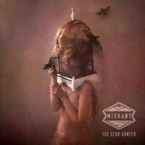 The Dear Hunter - Migrant CD (album) cover